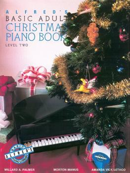 Alfred's Basic Adult Piano Course: Christmas Piano Book 2 (AL-00-2467)