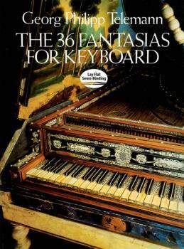 36 Fantasias for Keyboard (AL-06-253651)