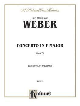 Concerto, Opus 75 in F Major (AL-00-K03972)
