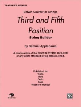 3rd and 5th Position String Builder (AL-00-EL01935)