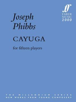 Cayuga (For Fifteen Players) (AL-12-0571520383)