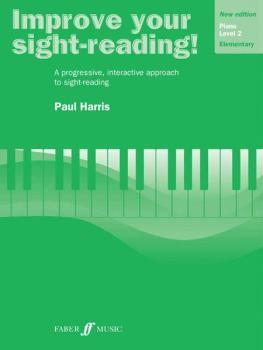 Improve Your Sight-reading! Piano, Level 2 (New Edition): A Progressiv (AL-12-0571533124)