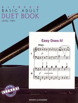 Alfred's Basic Adult Piano Course: Duet Book 2 (AL-00-3108)