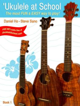 'Ukulele at School, Book 1: The Most Fun & Easy Way to Play! (AL-98-DHC80115)