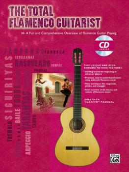 The Total Flamenco Guitarist: A Fun and Comprehensive Overview of Flam (AL-00-26197)