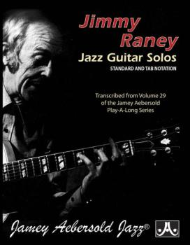 Jimmy Raney Jazz Guitar Solos: Standard and TAB Notation (Transcribed  (AL-24-JRS)