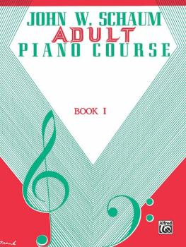 Adult Piano Course, Book 1 (AL-00-EL00211)