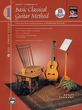 Basic Classical Guitar Method, Book 1 (From the Best-Selling Author of (AL-00-22613)
