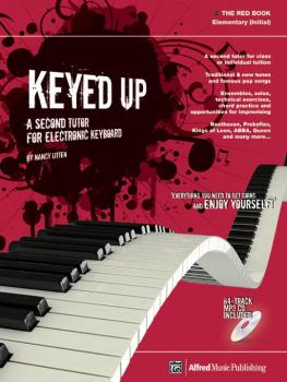 Keyed Up: The Red Book: A Second Tutor for Electronic Keyboard (AL-00-20103UK)