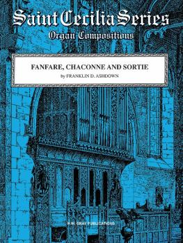 Fanfare, Chaconne, and Sortie (AL-00-GSTC9620)