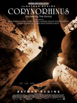 Corynorhinus (Surveying the Ruins) (from <I>Batman Begins</I>) (AL-00-24498)