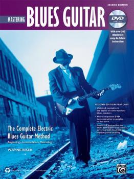 The Complete Blues Guitar Method: Mastering Blues Guitar (Second Editi (AL-00-40886)