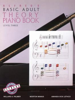 Alfred's Basic Adult Piano Course: Theory Book 3 (AL-00-11745)