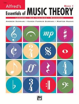 Alfred's Essentials of Music Theory: Book 1 (AL-00-17231)