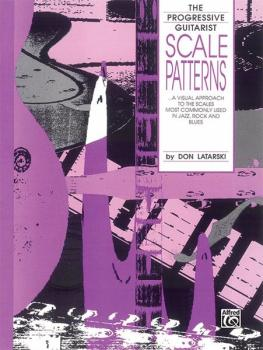 Scale Patterns: A Visual Approach to the Scales Most Commonly Used in  (AL-00-F3092GTX)