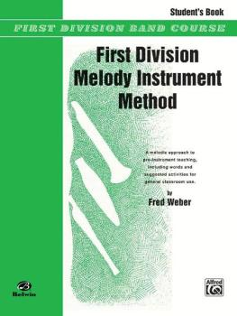First Division Melody Instrument Method (AL-00-FDL00219)