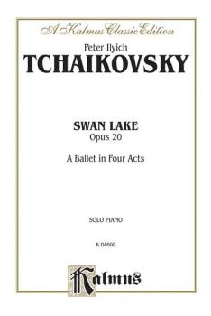 Swan Lake, Opus 20: A Ballet in Four Acts (AL-00-K04069)