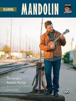 The Complete Mandolin Method: Beginning Mandolin (AL-00-22665)