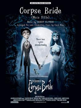 Corpse Bride (Main Title) (from <I>Corpse Bride</I>) (AL-00-25296)