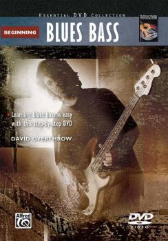The Complete Electric Bass Method: Beginning Blues Bass (AL-00-24416)