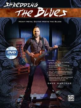 Shredding the Blues: Heavy Metal Guitar Meets the Blues (AL-00-40331)
