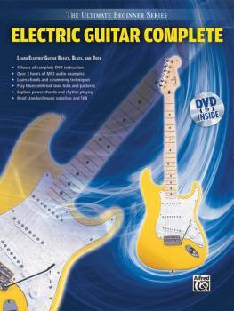 Ultimate Beginner Series: Electric Guitar Complete (AL-00-31446)