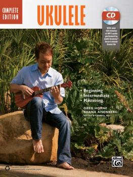 The Complete Ukulele Method Complete Edition (AL-00-43630)