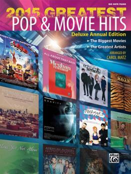 2015 Greatest Pop & Movie Hits: The Biggest Movies * The Greatest Arti (AL-00-44368)
