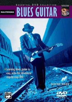 The Complete Blues Guitar Method: Mastering Blues Guitar (AL-00-22861)