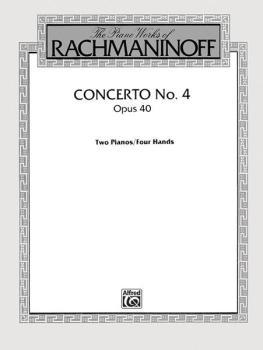 Concerto No. 4, Opus 40 (AL-00-F02302)