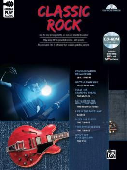 Classic Rock Guitar Play-Along (AL-00-45251)