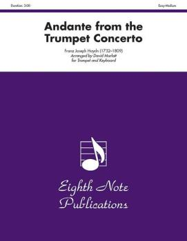 Andante (from the <I>Trumpet Concerto</I>) (AL-81-ST2132)