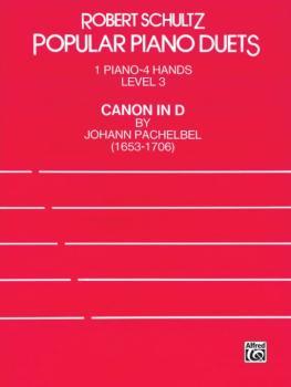 """Canon in D (""""Pachelbel's Canon"""") (AL-00-0155CP8X)"""
