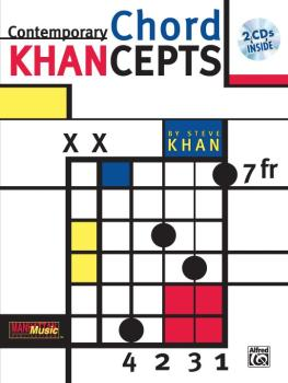 Contemporary Chord Khancepts (AL-00-MMBK0069CD)