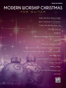 Modern Worship Christmas for Guitar (AL-00-44744)