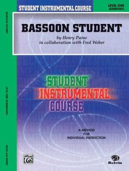 Student Instrumental Course: Bassoon Student, Level I (AL-00-BIC00126A)