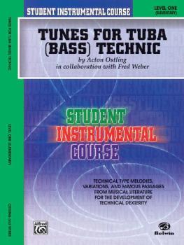 Student Instrumental Course: Tunes for Tuba Technic, Level I (AL-00-BIC00168A)