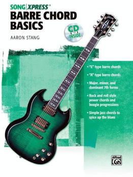 SongXpress®: Barre Chord Basics (AL-00-UBSBK105CD)