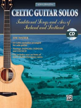 Acoustic Masterclass Series: Celtic Guitar Solos (AL-00-25486)