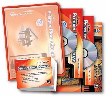 Premier Piano Course, Universal Edition Success Kit 1A (AL-00-24437)