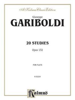 20 Studies, Opus 132 (AL-00-K02224)