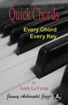 Quick Chords: Every Chord -- Every Key (AL-24-QU)