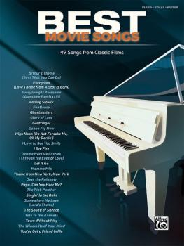 Best Movie Songs: 49 Songs from Classic Films (AL-00-44683)