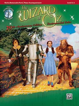 <I>The Wizard of Oz</I> Instrumental Solos for Strings: 70th Anniversa (AL-00-33966)