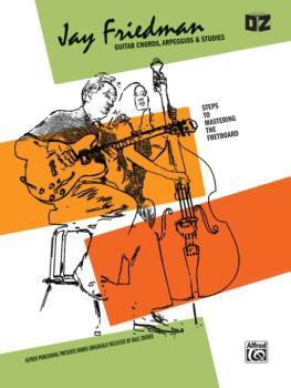 Jay Friedman: Guitar Chords, Arpeggios & Studies (AL-00-30470)