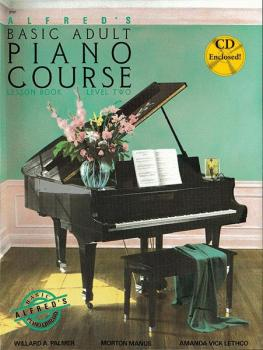 Alfred's Basic Adult Piano Course: Lesson Book 2 (AL-00-18105)
