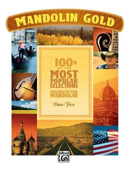 Mandolin Gold: 100+ of the Most Popular Selections (AL-00-20448)