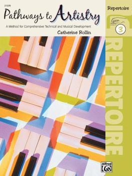 Pathways to Artistry: Repertoire, Book 3 (AL-00-21370)