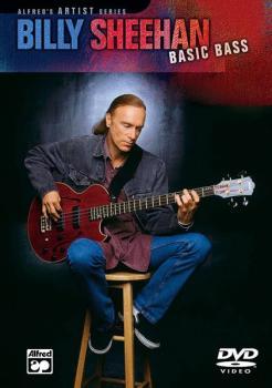 Billy Sheehan: Basic Bass (AL-00-21984)