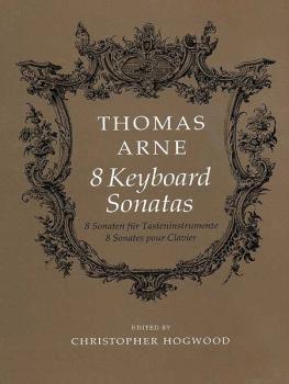 8 Keyboard Sonatas (AL-12-0571507034)